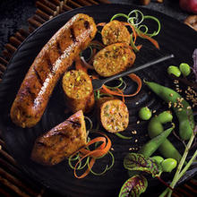 SWEET EARTH - Asian Ginger-Scallion Sausage